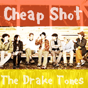 The Drake Tones - 2007 - Cheap Shot (Demo CD)