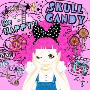 Skull Candy - 2010 - Be HAPPY!!