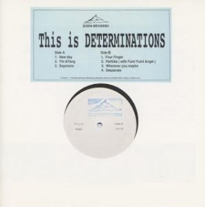 Determinations - 1998 - This Is Determinations