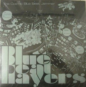 Blue Beat Players - 1997 - The Cosmic Blue Beat Jammer (EP)