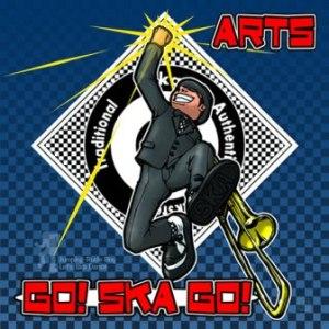 Arts - 2002 - Go! Ska! Go!