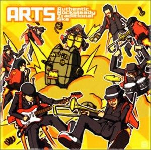 Arts - 2002 - Authentic Rocksteady Traditional Ska