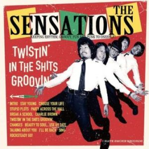 The Sensations - 2013 - Twistin' In The Shits Groovin'