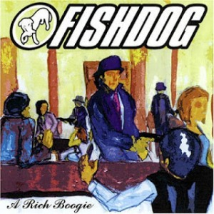 Fishdog - 2001 - A Rich Boogie [Maxi]