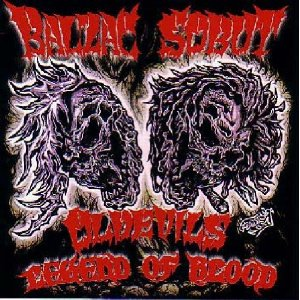 Balzac / SOBUT - 1999.03.25 - Oldevils Legends Of Blood (Split)