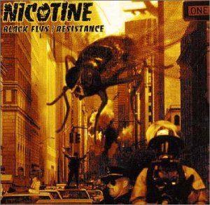 Nicotine - 2000.05.10 - Black Flys [EP]
