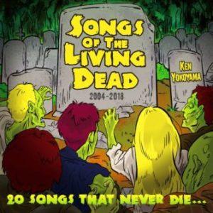 Ken Yokoyama - 2018.10.10 - Songs of the Living Dead