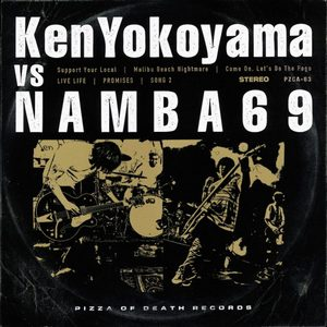 Ken Yokoyama VS Namba69 - 2018.05.16 - Split