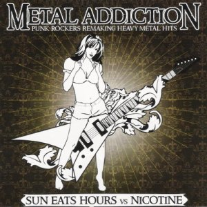 Sun Eats Hours vs. Nicotine - 2006.11.15 - Metal Addiction