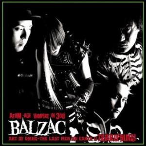 Balzac - 2001 - Terrifying Art Of Dying