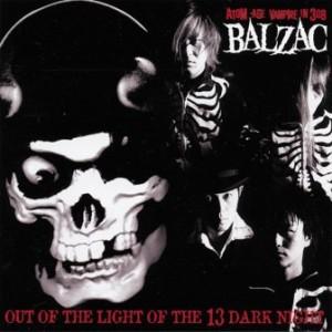 Balzac - 2003 - Out Of The Light Of The 13 Dark Night