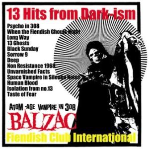 Balzac - 2006 - 13 Hits From Darkism