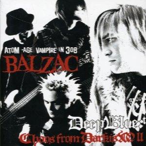 Balzac - 2006 - Deep Blue Chaos From Darkism Vol.II