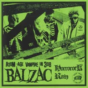 Balzac - 2006 - Horrorock Rain