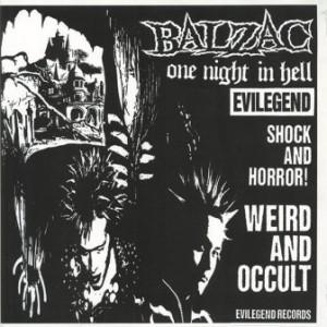 Balzac - 2009 - One Night In Hell (Remastered)