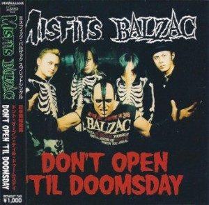 Balzac & Misfit - 2002 - Don't Open 'Til Doomsday