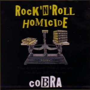 Cobra - 2008 - Rock'n'Roll Homicide