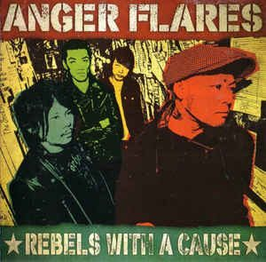 Anger Flares - 2014 - Rebels With A Cause