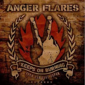 Anger Flares - 2015 - Keeps On Burning (Compilation)