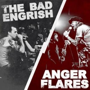 Anger Flares & Bad Engrish - 2015 - Split EP
