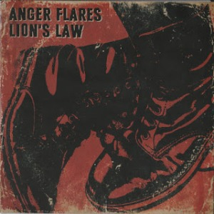Anger Flares & Lion's Law - 2017 - Split