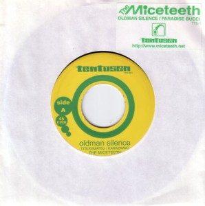 The Miceteeth - 2000 - Oldman Silence (7'')