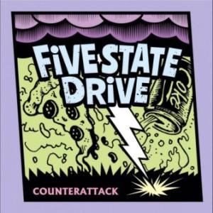 Five State Drive - 2017 - Counterattack (EP)