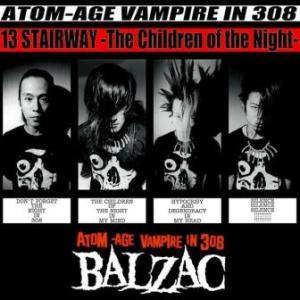Balzac - 1998 - 13 Stairway The Children Of The Night