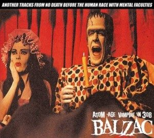 Balzac - 2001 - Another Tracks From No Death Before The Human Race With Mental Faculties
