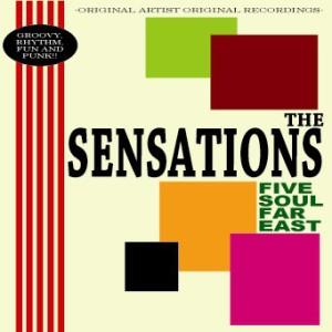 The Sensations - 2009 - Five Soul Far East
