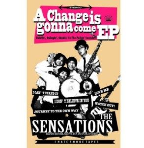 The Sensations - 2015 - A Change Is Gonna Come [EP]