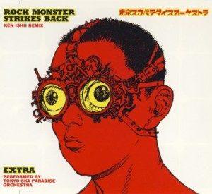 Tokyo Ska Paradise Orchestra - 1996 - Rock Monster Strikes Back [EP]