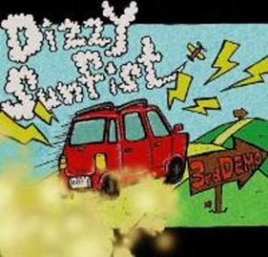 Dizzy Sunfist - 2011 - 3rd Demo