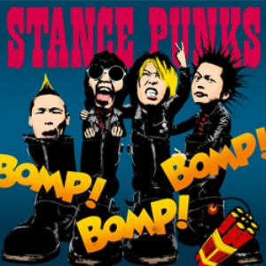 Stance Punks - 2008.03.05 - Bomp! Bomp! Bomp! (Mini Album)