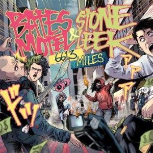 Bates Motel & Stone Leek - 2020 - 6613 Miles (Split)