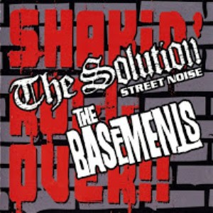 The Solution & The Basements - 2005 - Shakin' Roll Over (EP)