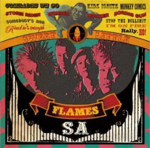 Samurai Attack - 2011 - Sweet Little Flames