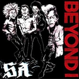Samurai Attack - 2007 - Beyond I (Mini Album)
