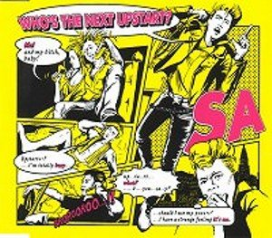 Samurai Attack - 2002 - Who's The Next Up Start (EP)