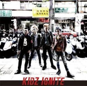 Samurai Attack - 2011 - Kidz Ignite (EP)