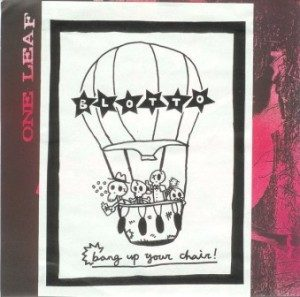 Blotto - 2005 - Bang Up Your Chair (EP)