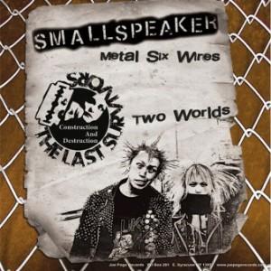 The Discocks, Smallseaker & The Last survivors - 2015 - Split