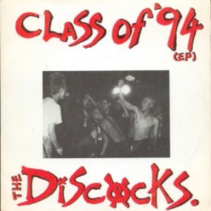 The Discocks - 1995 - Class of '94