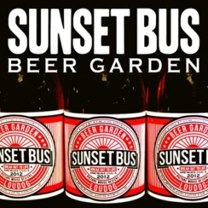 Sunset Bus - 2012 - Beer Garden