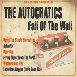 The Autocratics - 2016 - Fall Of The Wall (EP)