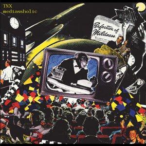 TNX - 2011 - Mediassholic (EP)