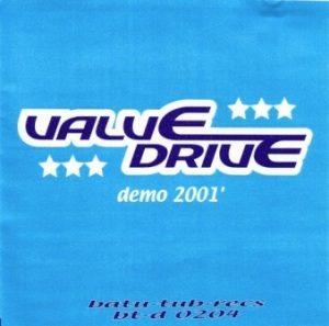 Valve Drive - 2001 - Demo 2001