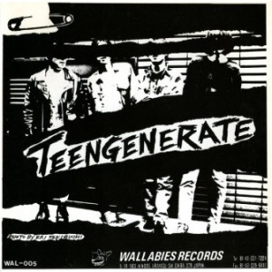 Teengenerate & Rip Offs - 1994 - Split
