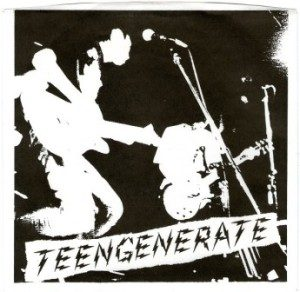 Teengenerate - 1995 - Out Of Sight