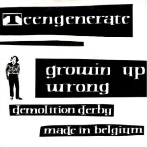 Teengenerate & Stepford 5 - 1993 - Split